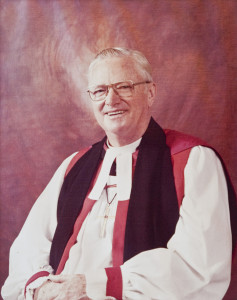 Bishop Stanway Portrait